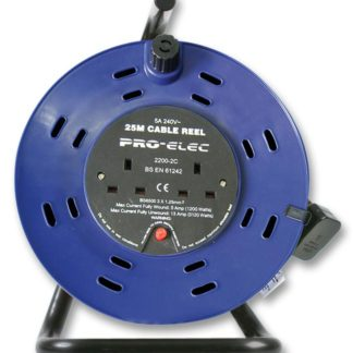 25M Extension Cable and Reel 24 (each)-0