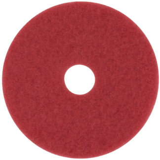 "13"" Red Floor Pad -0"