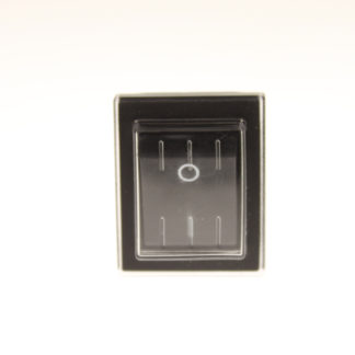 Black Rocker Switch With Cover-0