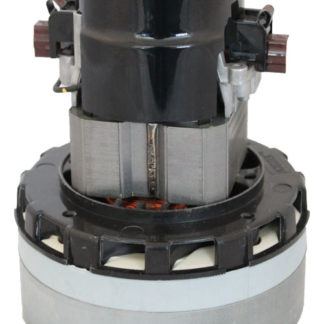 240V, Lamb Ametek AC Acustek 2 Stage Bypass Vacuum Motor, 116590-00-0