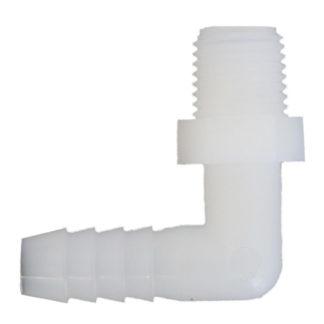 Nylon 100PSI Elbow Tail-0