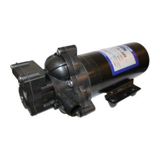 SHURFLO Diaphragm Pump, 45 PSI, 12V, 2088- 414- 534-0