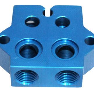 500 PSI 3 Port Pump Head End-0