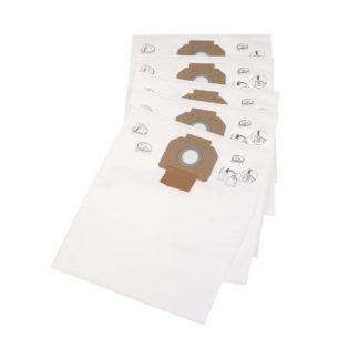 NILFISK- ALTO Hepa Vacuum Cleaner Bags, 302004000