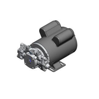 Mytee Pump, 500 PSI, 120/240V