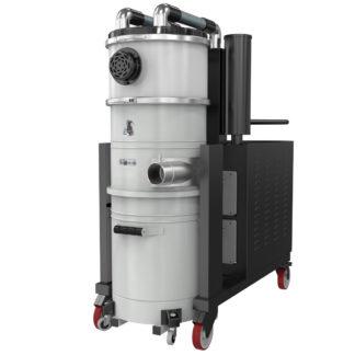 CIVS Claymore 11KW Industrial Vacuum Cleaner-0