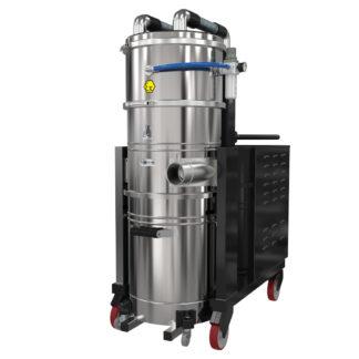 CIVS Claymore 10.4KW ATEX 2-22 Industrial Vacuum Cleaner