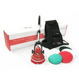 Motorscrubber MS2000S Kit (Short Fixed Handle Version)-0