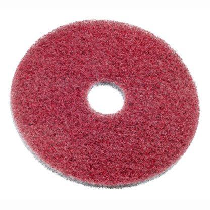 "15"" HTC Twister Diamond Pad Red -0"